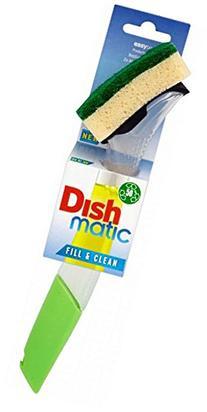 Dishmatic Fill & Clean Dish Sponge & Scourer