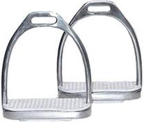 Derby Originals Fillis Stainless Steel Stirrup Irons with