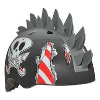 Raskullz Fin Hawk Helmet, Grey, Ages 5