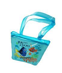Finding Nemo Dory Making a Splash Beach Tote Bag Swim