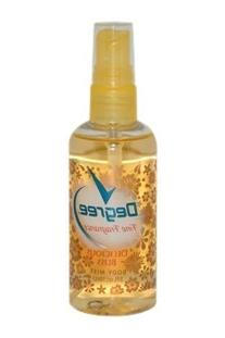 Degree Fine Fragrance Body Mist, Delicious Bliss, 3-Ounce