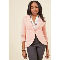 Fine and Sandy Blazer