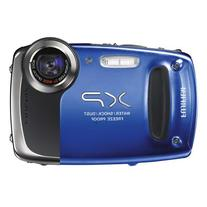 Fujifilm FinePix XP55 14MP Digital Camera   Blue