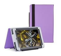 Fire HD 6 Case , Purple,  Nupro, Standing Case, Protective