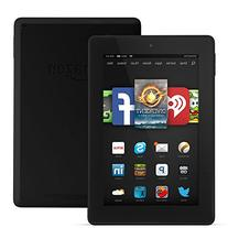 "Fire HD 7 Tablet, 7"" HD Display, Wi-Fi, 8 GB - Includes"