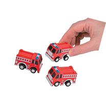 Fun Express Fire Truck Firetruck Engine Pullbacks Toy - 12