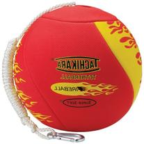 Tachikara FireBall Super-Soft TetherBall with Diamond