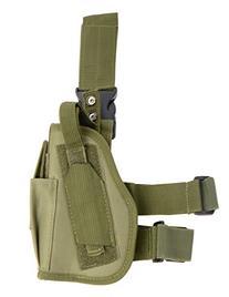 Firepower Universal Drop Leg Holster, OD Green