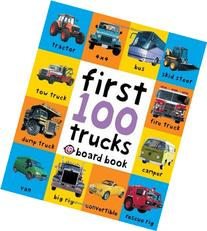 My First 100 Trucks  Book