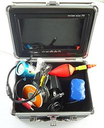 RioRand Professional Fish Finder Underwater Fishing Video