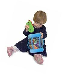 Fishbowl Fill & Spill Soft Toy Set