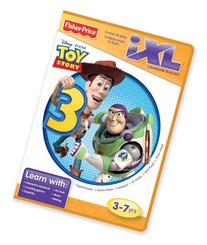 Fisher Price iXL Learning System Software Toy Story 3