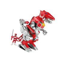Fisher Price Imaginext Power Rangers Red Ranger & T-Rex Zord