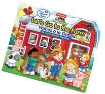 Fisher-Price Let's Go to the Farm/Vamos a la Granja