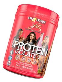 Six Star Fit Lean Protein, Chocolate, 1.2 lb