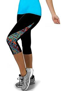 CHICOCO Womens Fitness Active Performance Calf Length