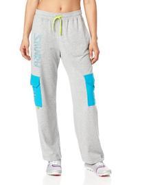 Fitness Women's Jammin Pants, Heather Grey, Large