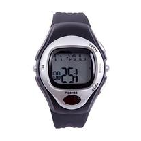 HDE Fitness Sports Pulse Watch with Heart Rate Monitor and