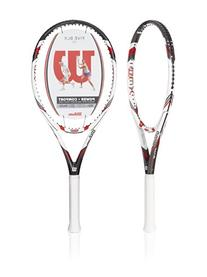 Wilson Five 103 BLX Tennis Racquet, 4.25