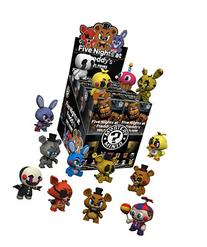 Funko Five Nights at Freddy's Mystery Minis Mystery Pack