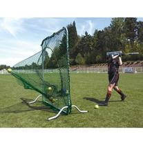 Jugs Sports Fixed-Frame Square Screen with Sock-Net