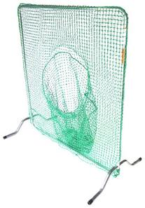 Jugs Fixed-Frame Square Screen with Sock-Net