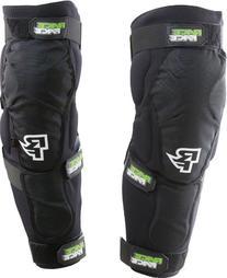 Race Face Flank Leg black  leg protector