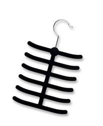 Flannel Coated Metal Fish Bone Style Scarf / Belt / Tie
