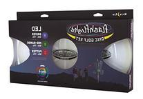 Nite Ize Flashflight LED Disc Golf Discs, Light Up The Dark