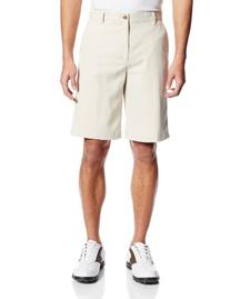 IZOD Men's Classic Fit Golf Short, Khaki, 38W