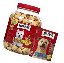 Milk-Bone Flavor Snacks + MaroSnacks Bundle