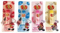 Jelly Belly Flavored Lip Balm 4 Pack Bundle, Buttered