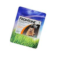 Frontline Plus Flea Tick and Lice Control for Dogs and