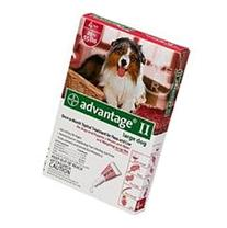 Advantage Flea Treatment for Dogs 21-55 lbs