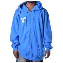 Stussy Men's Fleece Full-Zip Hoodie