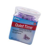 Flents Quiet Time Comfort Foam, 40 pair, 33 DB Noise