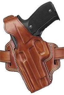 Galco Fletch High Ride Belt Holster for S&W L FR 686 4-Inch