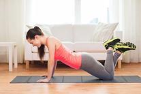 IncStores Flex-Fold Equipment & Fitness Mat for Exercise,