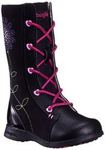pediped Flex Kalena Casual Boot , Black, 26 EU