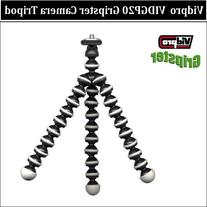 Flexible Tripod for Digital SLR Cameras ATTACHES ANYWHERE,