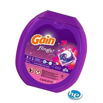 Gain Flings Laundry Detergent Pacs  - Moonlight Breeze Scent