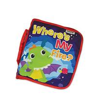 "Lamaze Flip Flap Dragon ""Where's My Fire"" Soft Book"