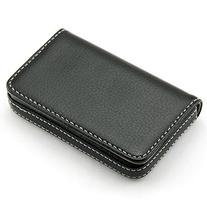 Partstock Flip Style Leather Business Name Card Wallet /