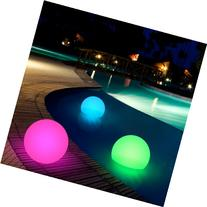 """Floating 10"""" Light Up LED Ball- As Seen On The Today Show"""