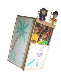 Beka Floor Model Puppet Theater