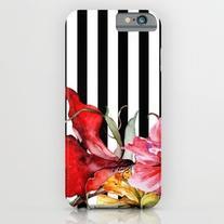 Flora Botanica | Stripes iPhone 6s Case