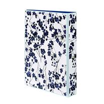 Floral Design Mini Durable Style Binder