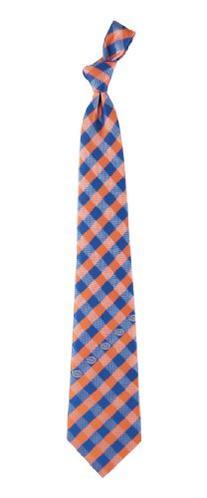 Florida Check Poly Necktie