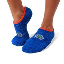 NCAA Florida Gators Foot-Z-Sox Slipper Socks, One Size,