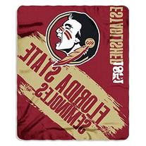 Florida State Seminoles 50x60 Fleece Blanket - College